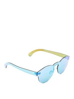 Retrosuperfuture: sunglasses - Tuttolente Paloma azure sunglasses
