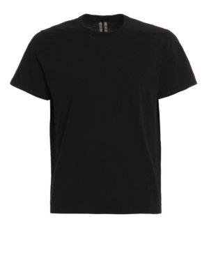 Rick Owens: t-shirts - Level boxy design T-shirt