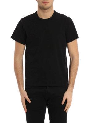 Rick Owens: t-shirts online - Level boxy design T-shirt