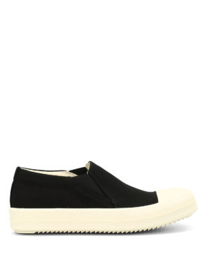 Rick Owens: trainers - Canvas slip-ons