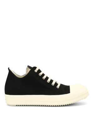 Rick Owens: trainers - Canvas trainers