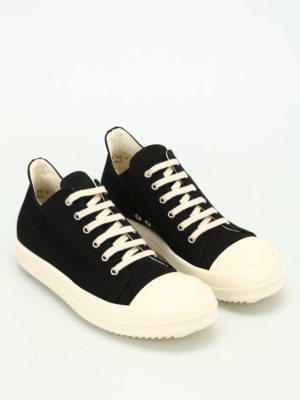 Rick Owens: trainers online - Canvas trainers