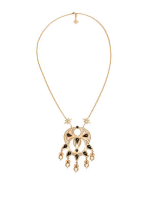 Roberto Cavalli: Necklaces & Chokers - Ethnic Deco pendant
