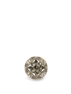 Roberto Cavalli: Rings - Ethnic Deco ring