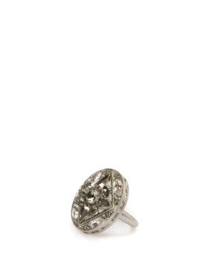 Roberto Cavalli: Rings online - Ethnic Deco ring