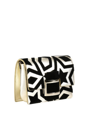 Roger Vivier: cross body bags online - Viv' Micro Kaleidoscope bag
