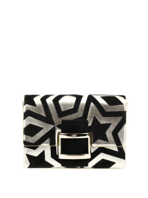 Roger Vivier: cross body bags - Viv' Micro Kaleidoscope bag