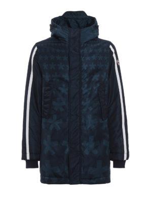 ROSSIGNOL: cappotti imbottiti - Maxence parka con cappuccio di nylon