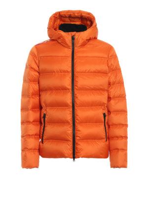 ROSSIGNOL: giacche imbottite - Piumino d'oca Cesar arancione