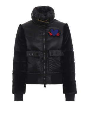 ROSSIGNOL: giacche imbottite - Bomber imbottito crop Hug!