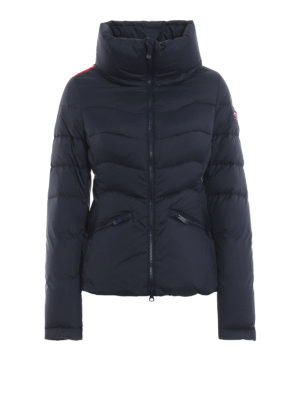 ROSSIGNOL: giacche imbottite - Piumino sportivo Poliane blu scuro