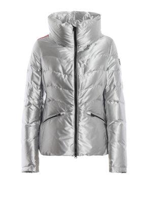 ROSSIGNOL: giacche imbottite - Piumino sportivo Poliane color argento
