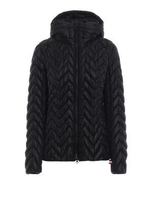 ROSSIGNOL: giacche imbottite - Piumino Rosaline  trapuntato nero