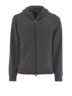 RRD: giacche casual - Giacca Poliknit Hood fango