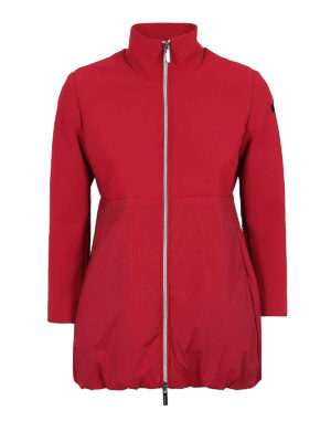 RRD: giacche casual - Giacca Summer Neo Hybrid rossa
