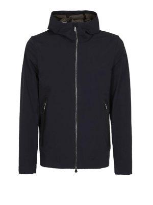 RRD: giacche casual - Giacca Summer Rain Storm blu