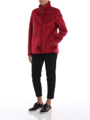 RRD: giacche casual online - Giacca Neo Velvet K Lady rosso vivo