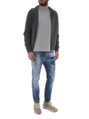 RRD: giacche casual online - Giacca Poliknit Hood fango