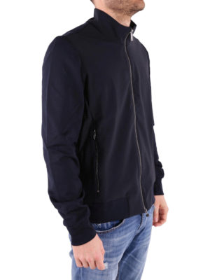 RRD: giacche casual online - Giacca Poliknit Val blu