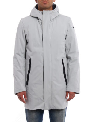 RRD: padded coats online - Raincoat with removable interior