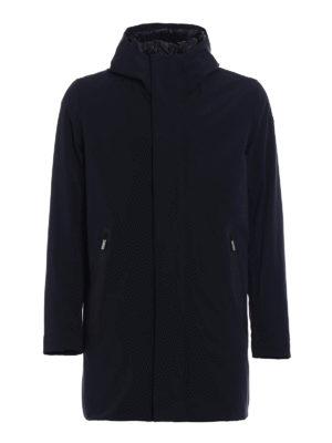 RRD: padded coats - Raincoat with detachable interior