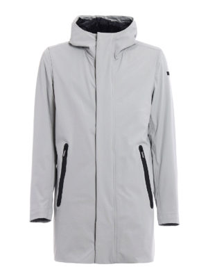 RRD: padded coats - Raincoat with removable interior