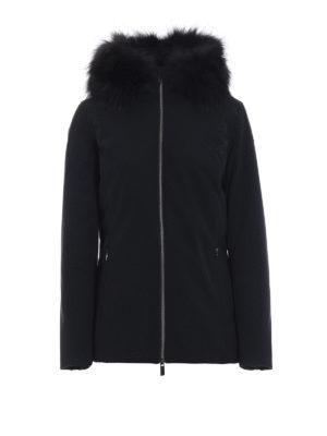 RRD  giacche imbottite - Giacca blu Winter Storm Lady Fur 070290399