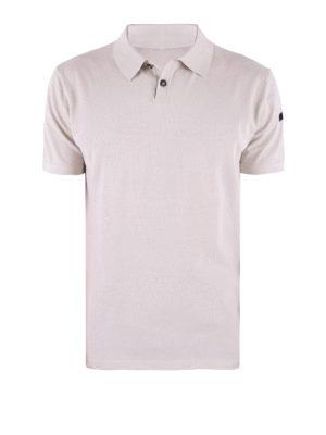 RRD: polo - Polo in jersey di cotone beige