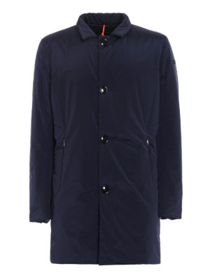 RRD: short coats - Flat stretch opaque nylon coat