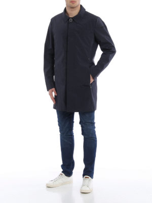 RRD: trench coats online - Revo spring short overcoat