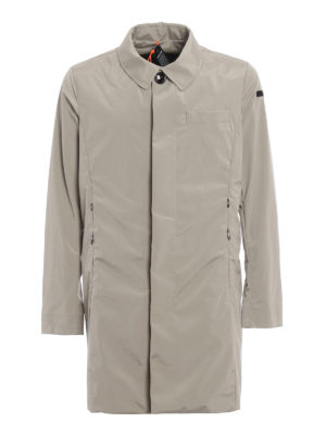 RRD: trench coats - Revo spring short overcoat