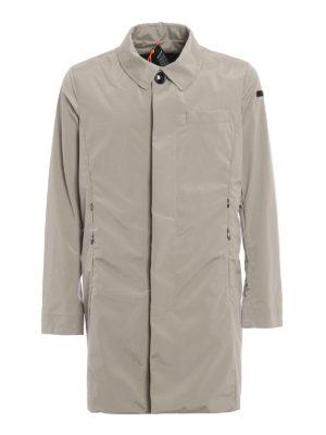 RRD: trench coats - Revo spring short overcoat