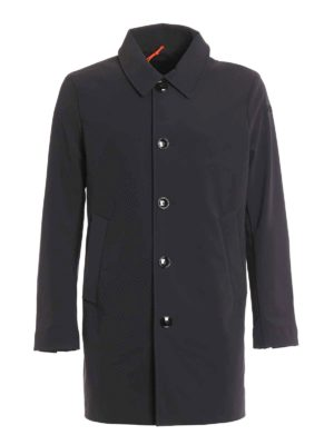 RRD: trench coats - Thermo Coat classic trench