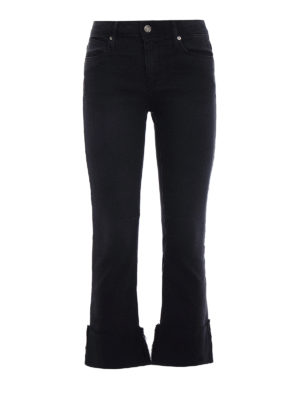 Rta: bootcut jeans - Stretch cropped jeans