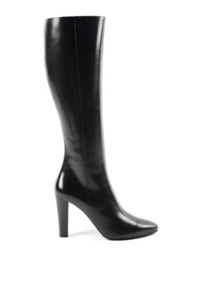 Saint Laurent: boots - Lily leather boots