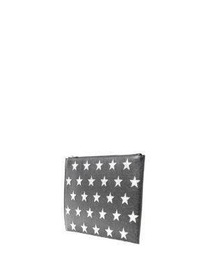 Saint Laurent: Cases & Covers online - California star patch pouch