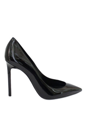 Saint Laurent: court shoes - Paris Skinny patent shoes