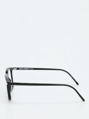 Saint Laurent: glasses online - Thick frame square glasses