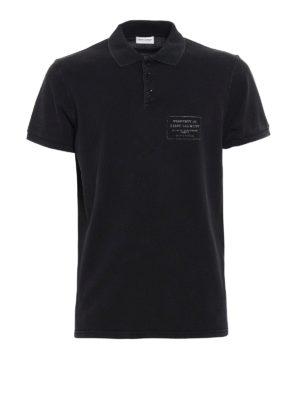 Saint Laurent: polo shirts - Property of Saint Laurent polo