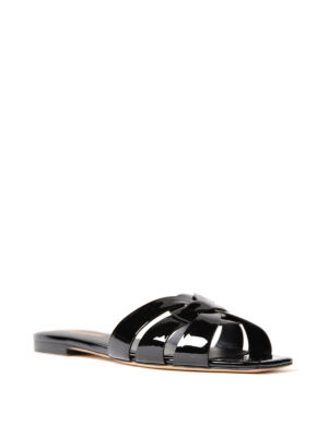Saint Laurent: sandals online - Nu pieds 05 slide sandals