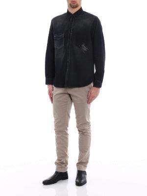 Saint Laurent: shirts online - Property of Saint Laurent shirt