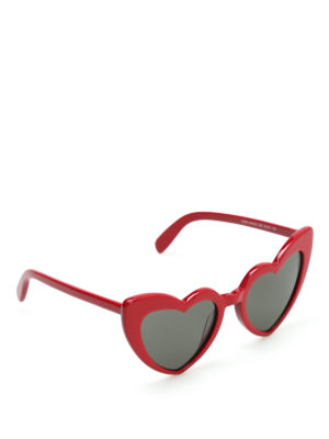 Saint Laurent: sunglasses - Love sunglasses