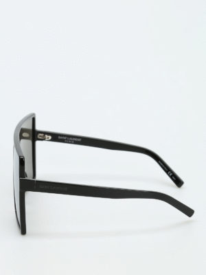 Saint Laurent: sunglasses online - Squared frame sunglasses