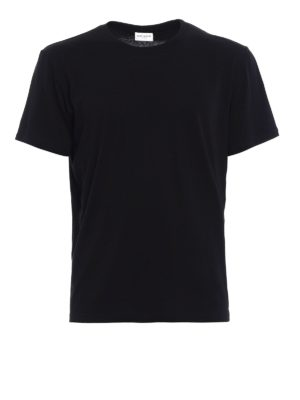 Saint Laurent: t-shirts - Love 1974 back print T-shirt
