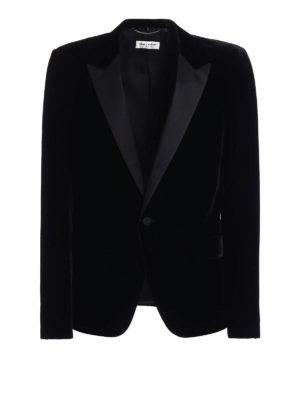 Saint Laurent: Tailored & Dinner - Iconic Le Smoking velvet jacket