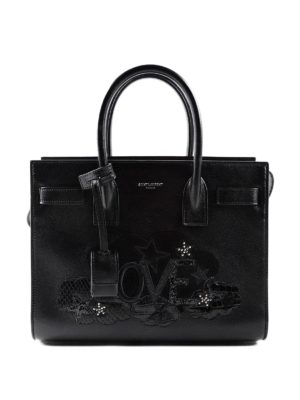 Saint Laurent: totes bags - Baby Sac de Jour bag