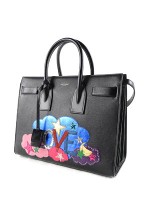 Saint Laurent: totes bags online - Sac De Jour Love bag