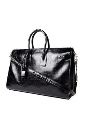 Saint Laurent: totes bags online - Sac de Jour Souple 36 leather bag