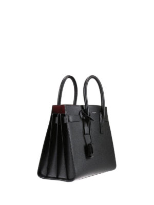 Saint Laurent: totes bags online - Small Sac De Jours tote