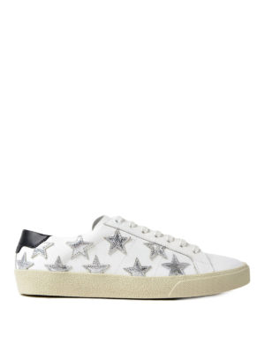 Saint Laurent: trainers - California court classic sneakers